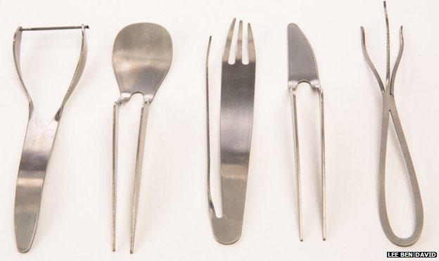 The strange world of super-specialist cutlery