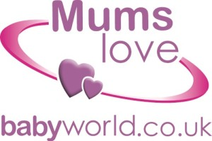 babyworld.co.uk 'Mums Love Award'