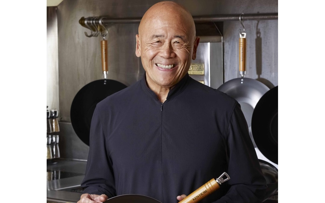 "Ken Hom: CleverstiX are ""the best"""
