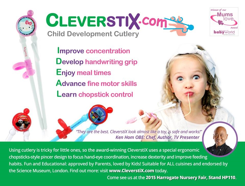 CleverstiX Ad: Progressive Preschool March/April 2015 page 109