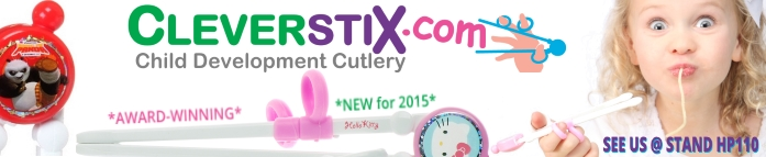 CleverstiX.com 2015 Harrogate International Nursery Fair Web Banner