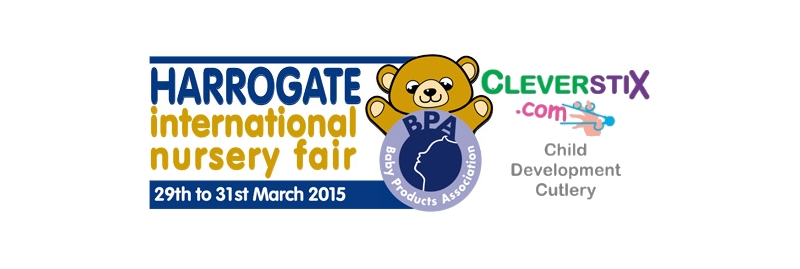 CleverstiX.com confirmed as Sponsor of the 2015 Harrogate International Nursery Fair