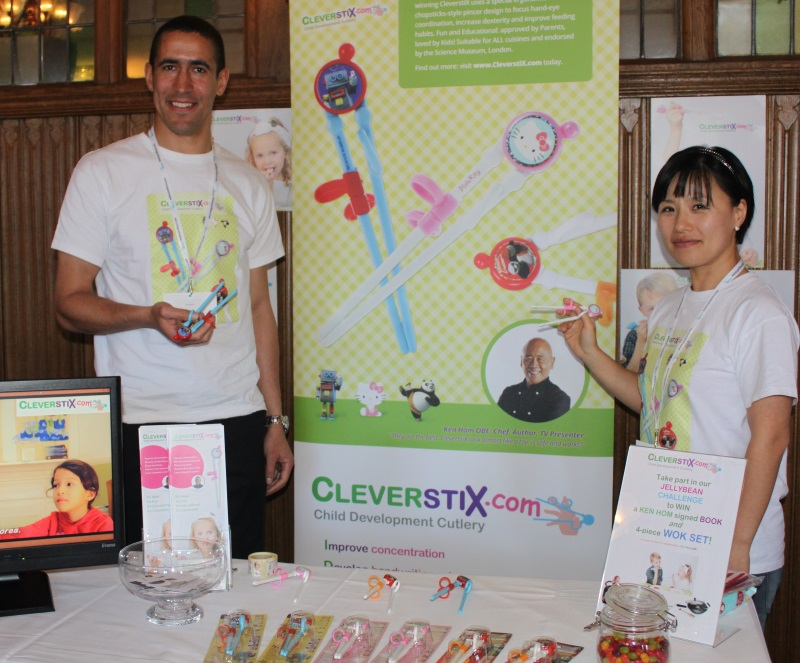 Jellybean Challenge introduces CleverstiX to the 2015 Housewares Conference