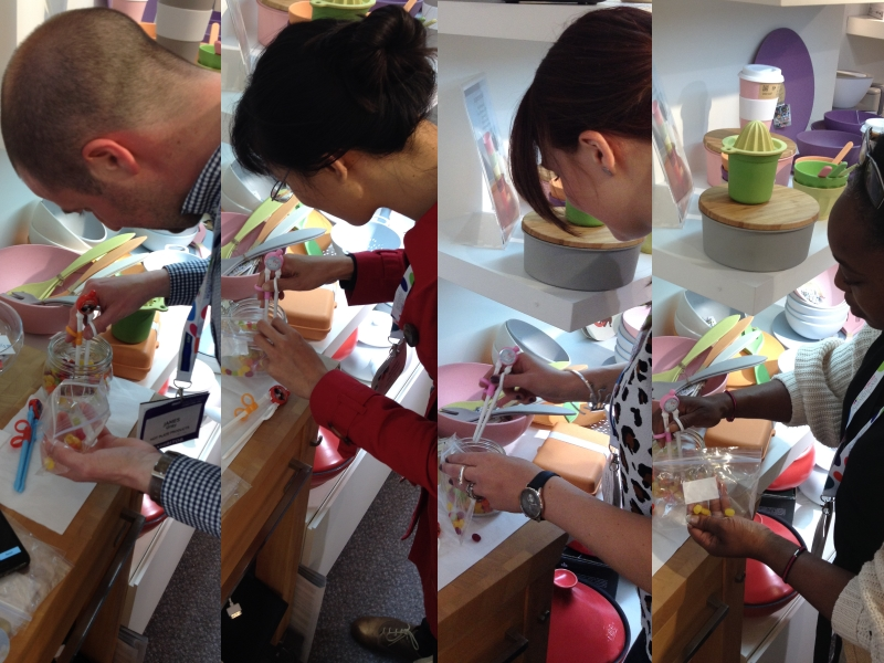 CleverstiX Jellybean Challenge: Exclusively Housewares 2015 with Forma House