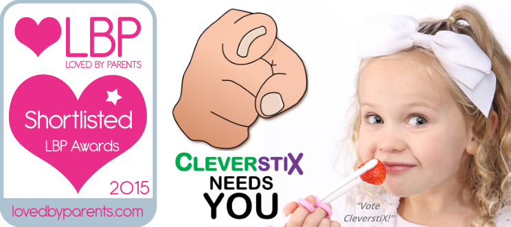 CleverstiX.com offering 'Thank You' gift to 2015 LBP Awards   voters