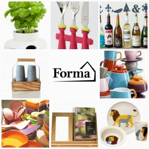 Forma logo collage