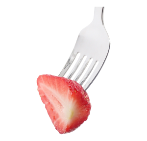 CleverstiX Fork - strawberry 2