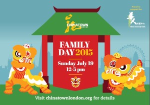 Chinatown Family Day 2015