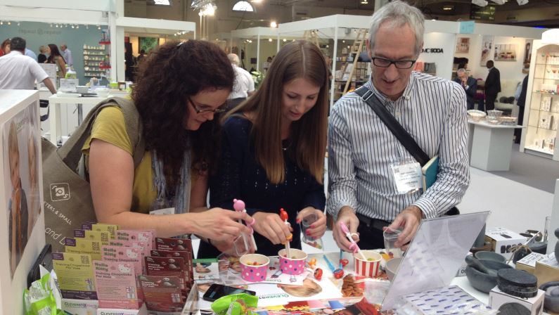 CleverstiX to collaborate with Forma House at Top Drawer 2016