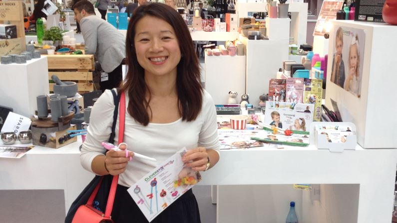 CleverstiX Jellybean Challenge top scorer: Thi Dinh of Clarion Events