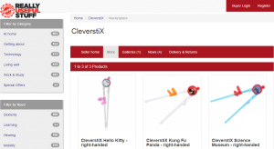 Really Useful Stuff: CleverstiX