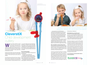 OT magazine CleverstiX article Jan 2016