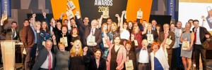 Housewares Innovation Awards 2016 winners and highly commended with Jay Rayner
