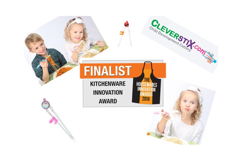 Housewares Innovation Awards 2016: CleverstiX make prestigious Final to be held during Spring Fair
