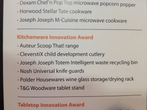 Housewares Magazine: Housewares Innovation Awards 2016 Finalists - Kitchenware Innovation