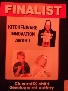 Housewares Awards 2016 KITCHENWARE INNOVATION Finalist: CleverstiX