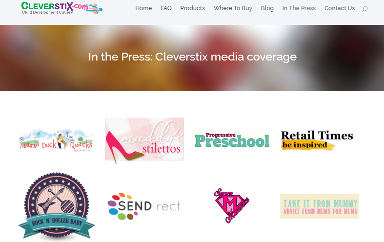 CleverstiX In The Press