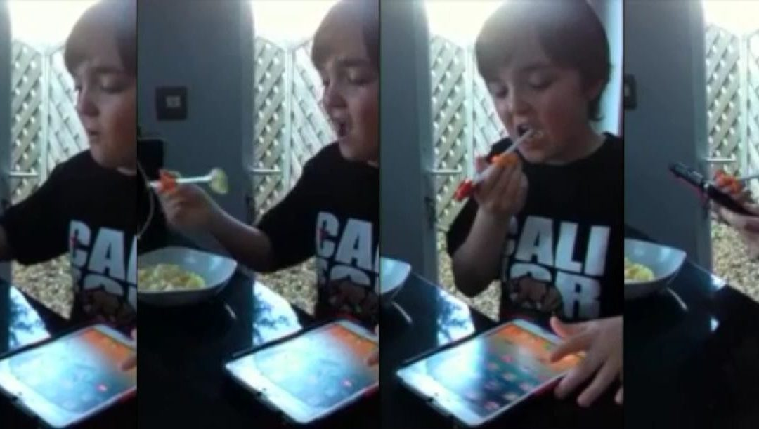 "Father of ""severely autistic"" boy shares amazing CleverstiX video"