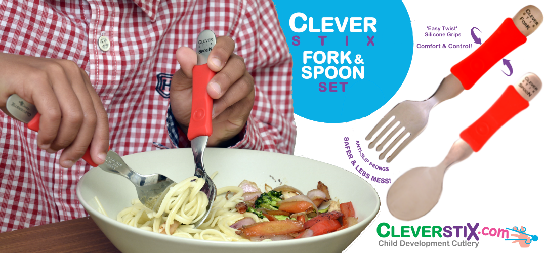 Clever Fork & Spoon Set available now