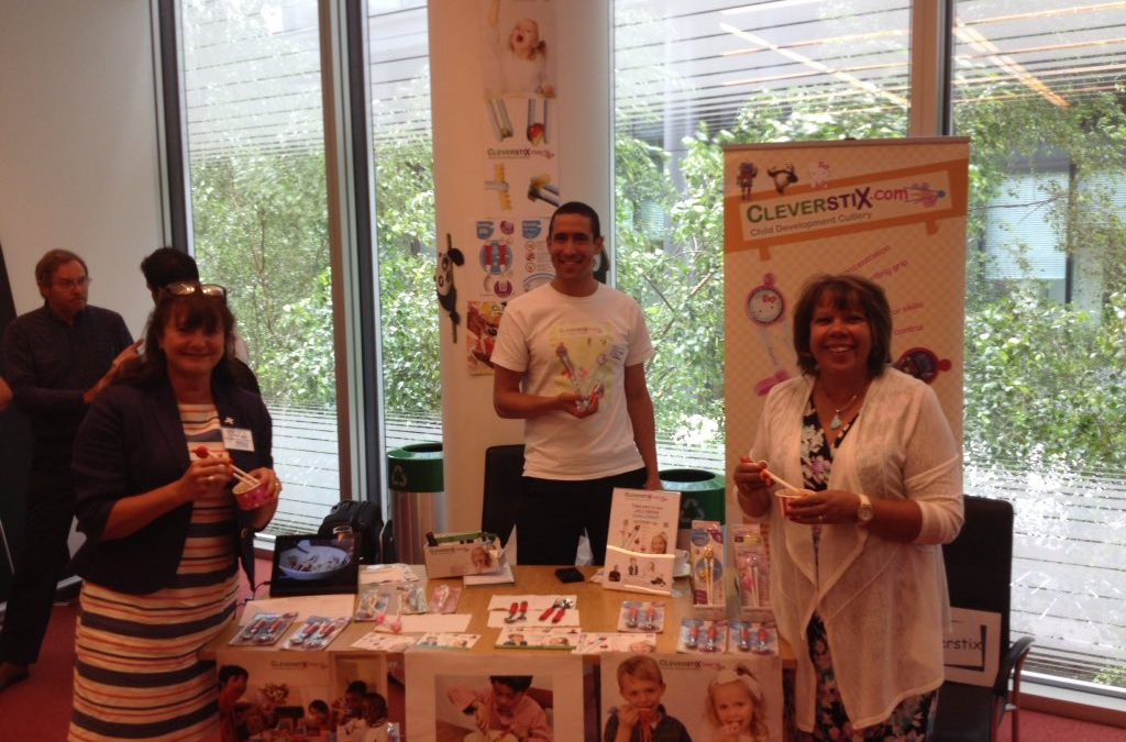CleverstiX.com exhibits the Dyspraxia Foundation's 2016 AGM & Conference