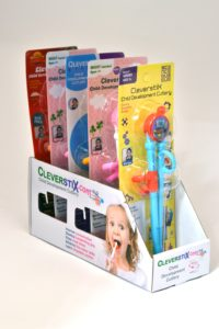 CleverstiX in their Counter Display Unit Box