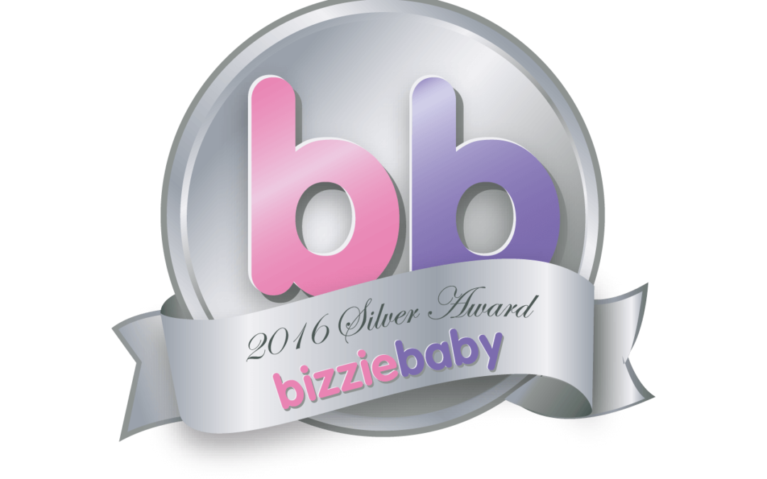 Clever Fork & Spoon Set wins BizzieBaby award!