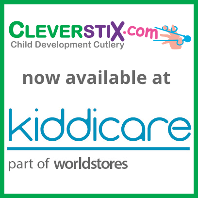 CleverstiX available At Kiddicare