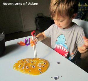 Adventures of Adam CleverstiX fine motor activity