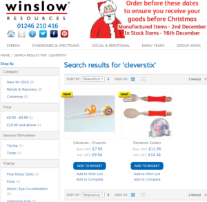 Winslow Resources website